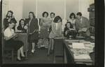 Blue & Gray Staff, 1946