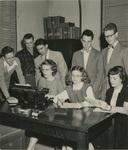 Blue & Gray Staff, 1949