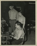 Blue & Gray Staff, 1951