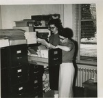 Blue & Gray Staff, 1958