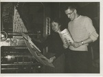 Blue & Gray Staff, 1959