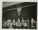 Choir, 1958: Christmas