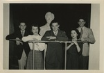 Class Officers, 1949: Sophomores, Activities