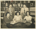 Class Officers, 1950: Sophomores