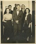 Class Officers, 1950: Freshmen