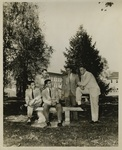Class Officers, 1954: Sophomores