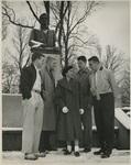 Class Officers, 1955: Freshmen