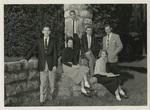 Class Officers, 1956: Juniors