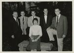 Class Officers, 1956: Freshmen
