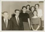 Class Officers, 1958: Freshmen