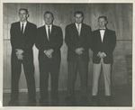 Class Officers, 1959: Seniors