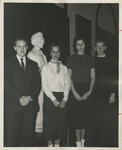 Class Officers, 1959: Sophomores