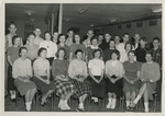 Dining Hall Crew, 1958