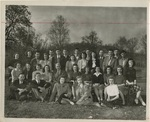 Dramatics Club, 1947